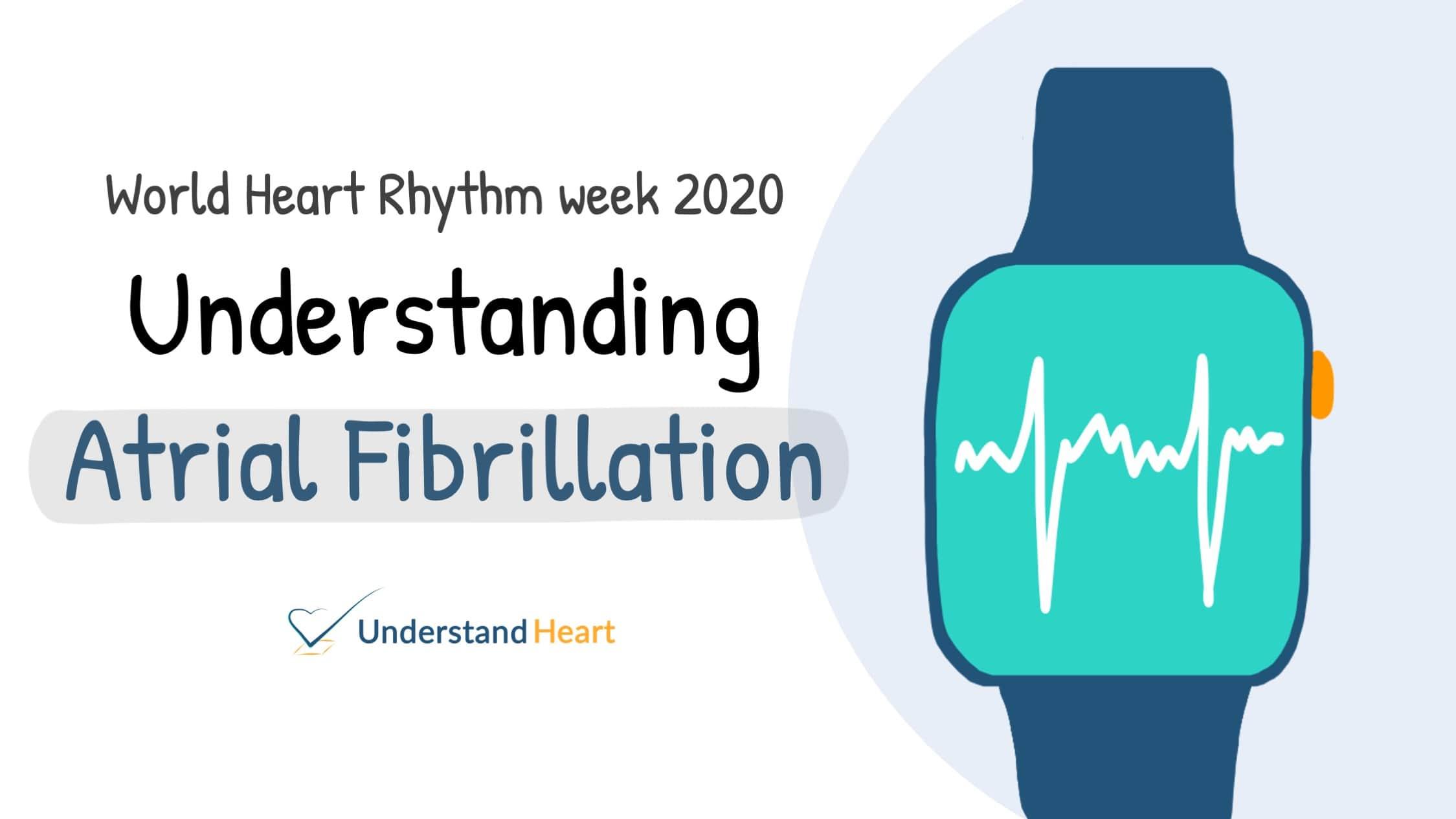 World Heart Rhythm Week 2020 | Understanding Atrial Fibrillation