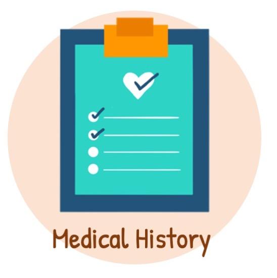 Ascertain past medical history / risk factors